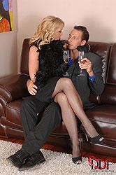 Couple Spank Their Slavegirl