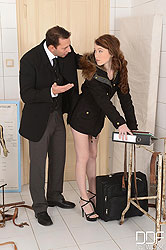 Misha cross. Misha Cross gets pounded heavy
