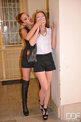 Sophie Lynx & Aylin Diamond