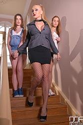 Kayla Green & Liona & Lulu Love